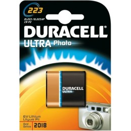 Duracell batteria al LITIO 223