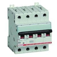 magnetotermici 4 moduli